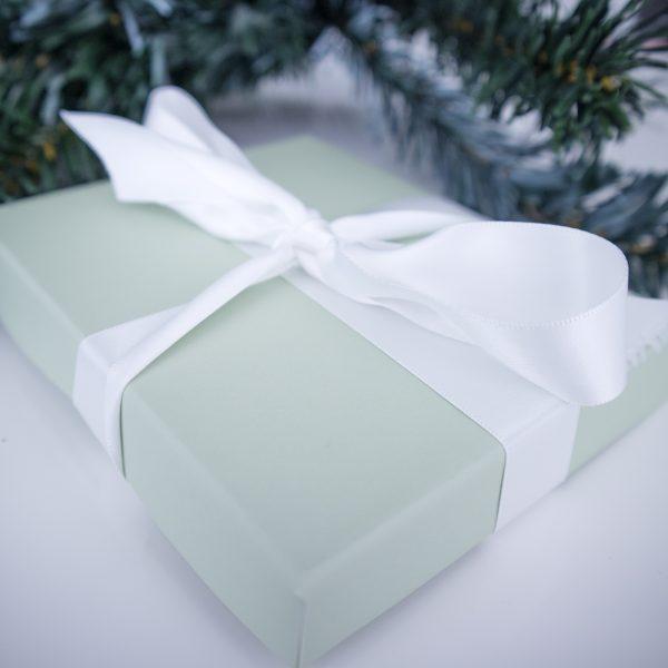 Gepersonaliseerde kersthanger - twee namen