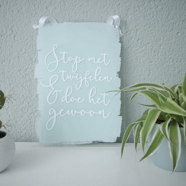 Quote op A5