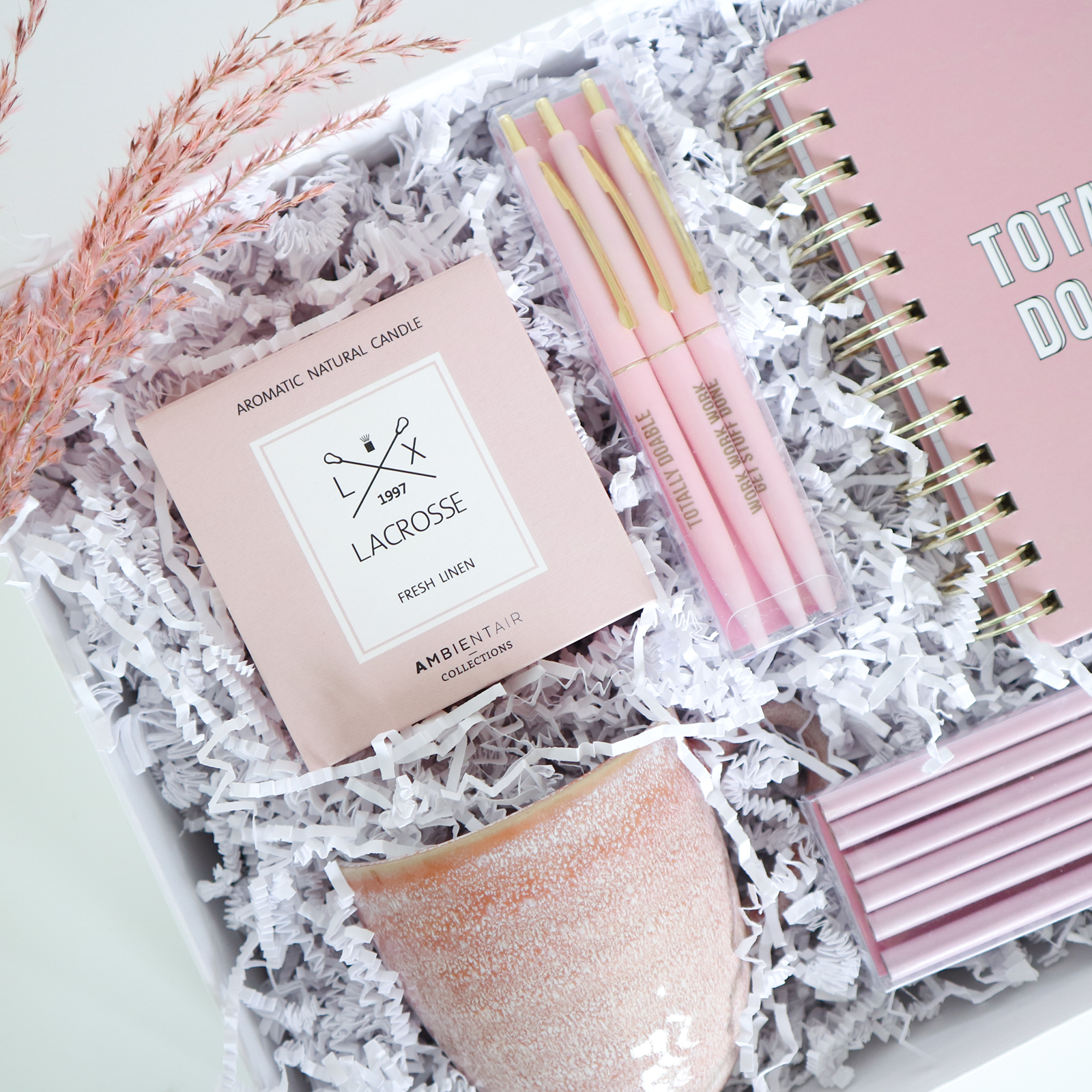 Lady Boss Pink Box