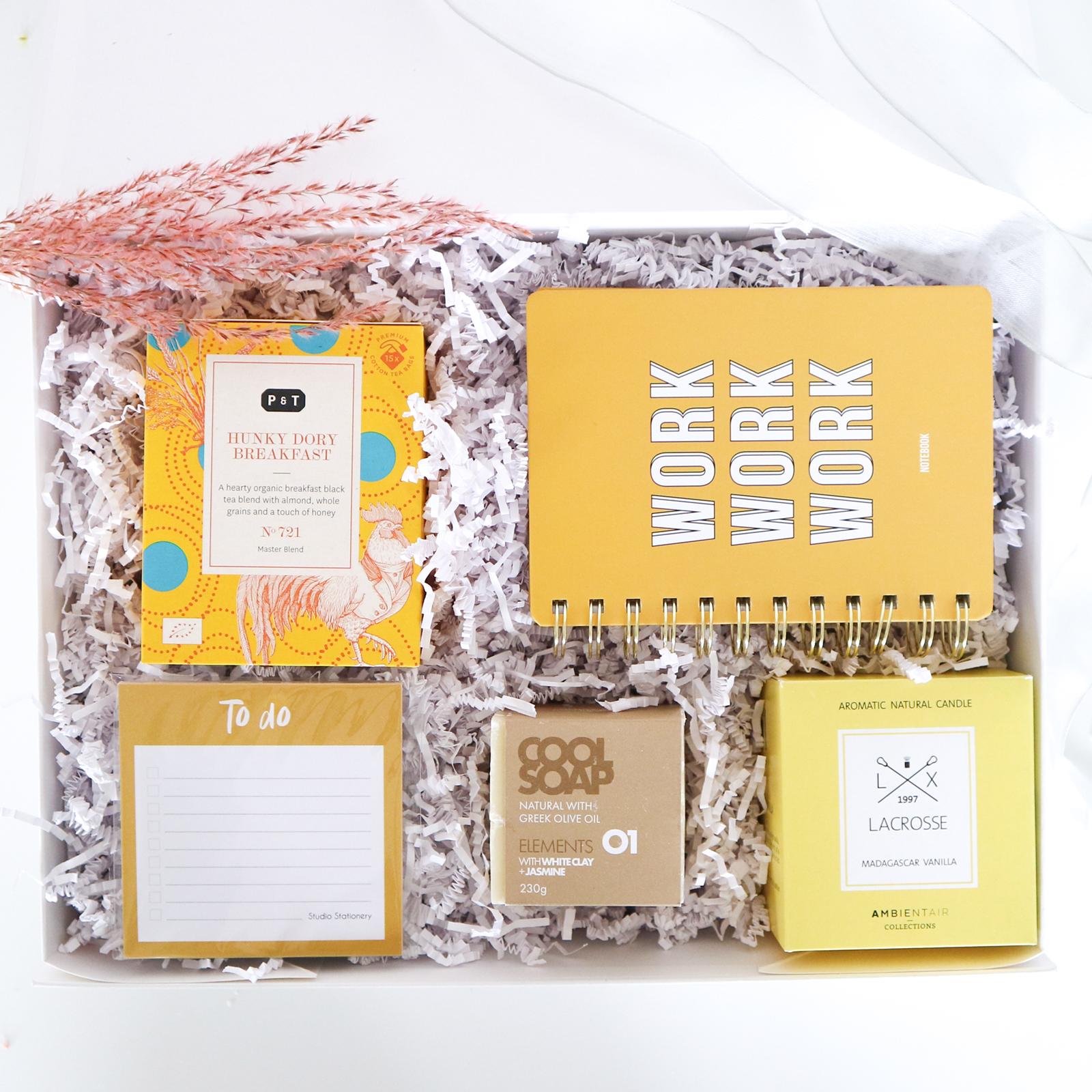 Mellow Yellow Box