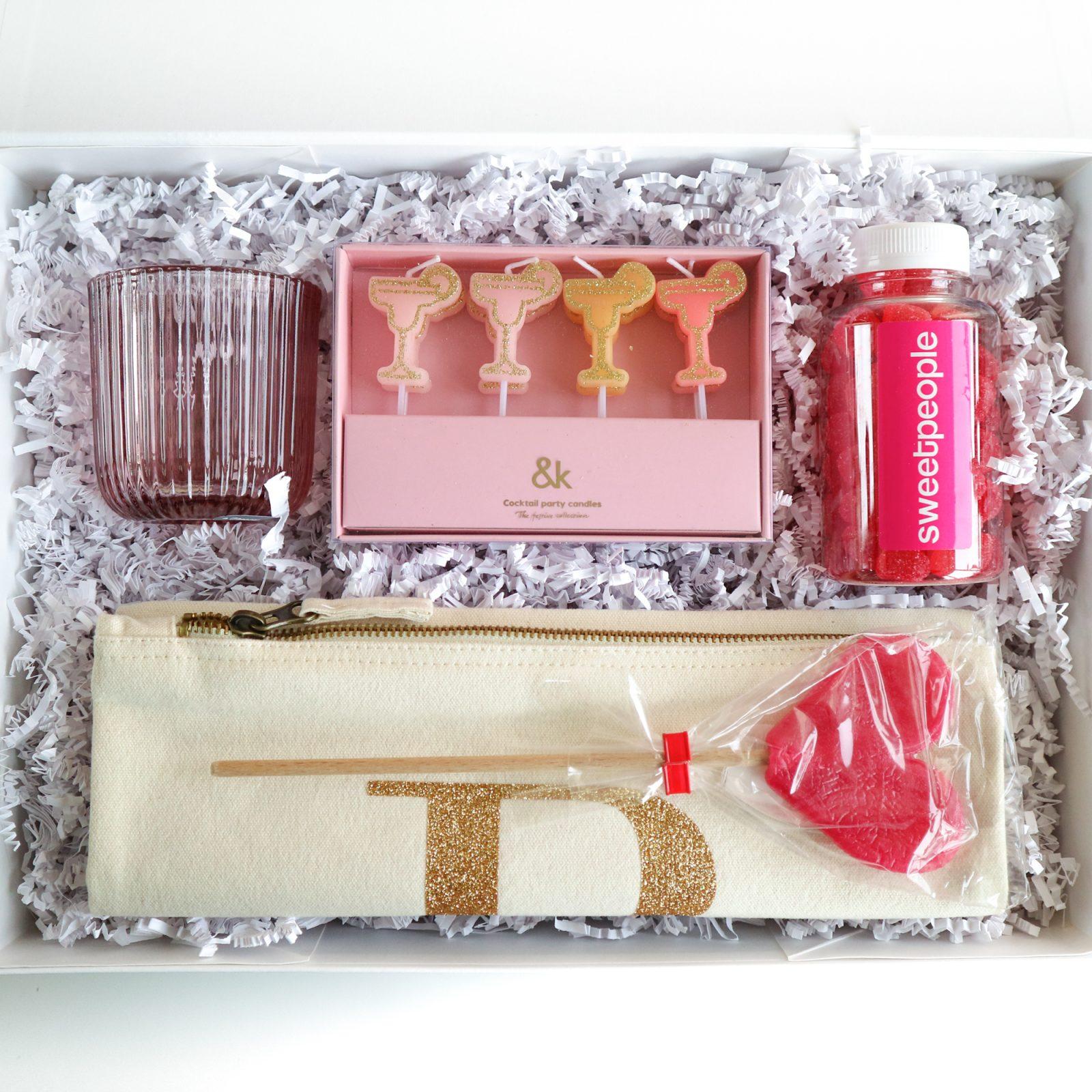 Sweet Pink Box