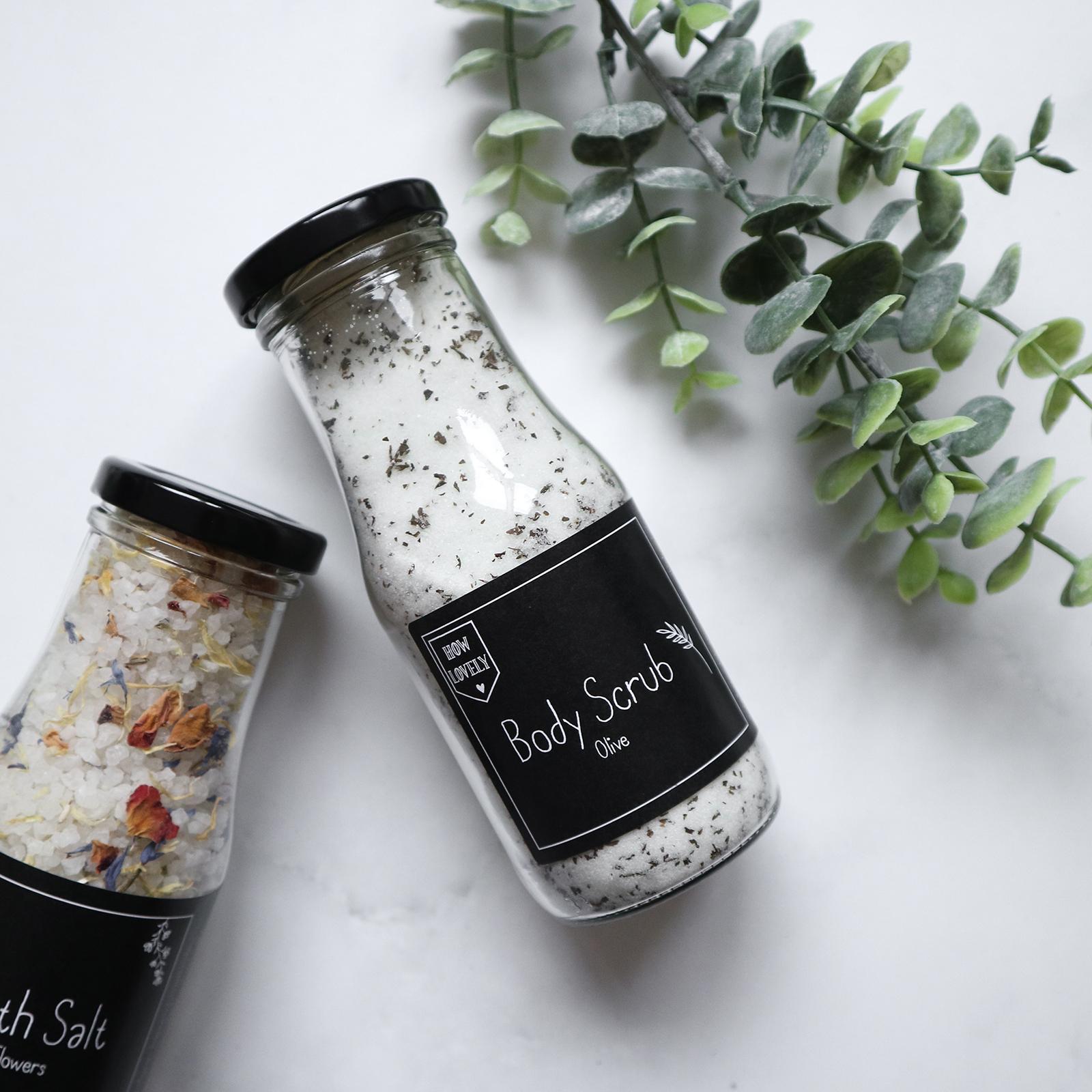 Body Scrub Olive 250ml