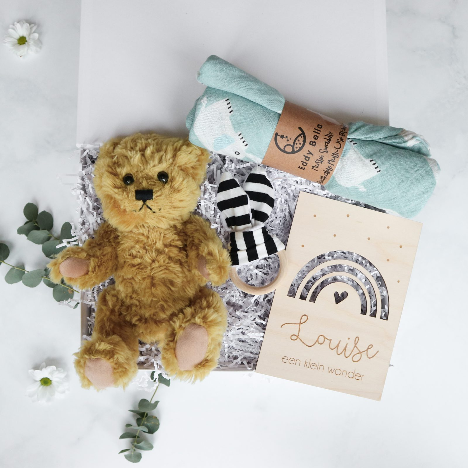 Baby Hout Box
