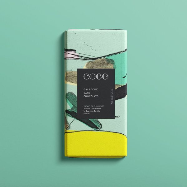 chocolade cadeau voor haar, Coco Chocolatier