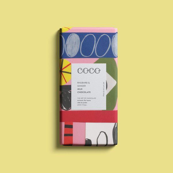 Coco chocolatier, chocoladereep, luxe cadeaus, cadeauwinkel, cadeau voor haar
