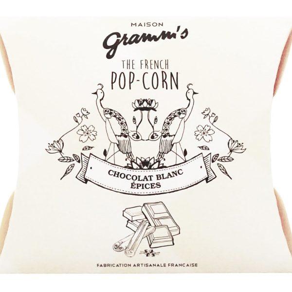 Gramms popcorn, cadeaupakket samenstellen, cadeau voor haar