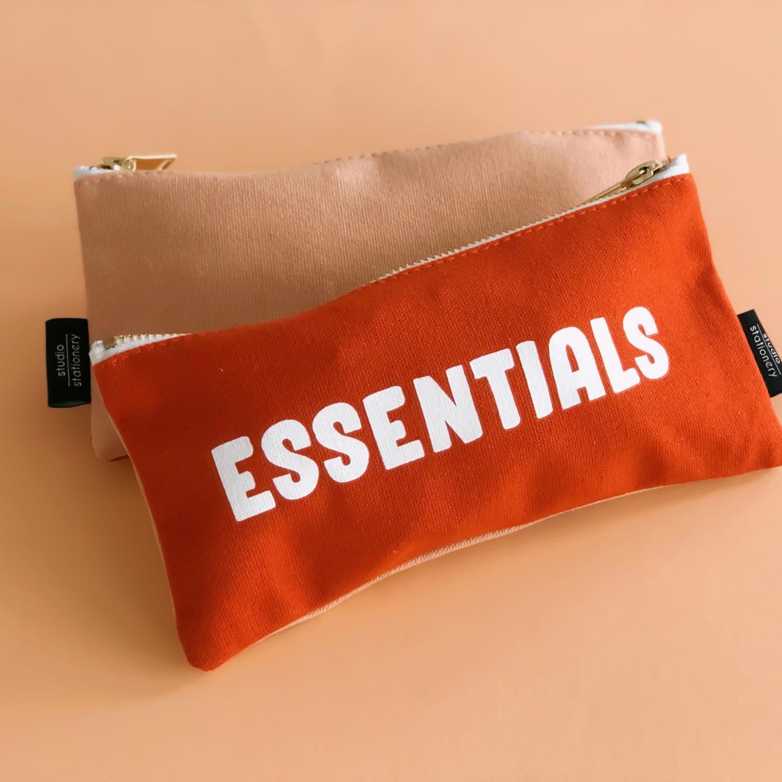 Studio Stationery Essentials etui, cadeauwinkel, cadeau voor haar